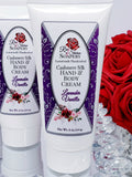Cashmere Silk Hand & Body Cream
