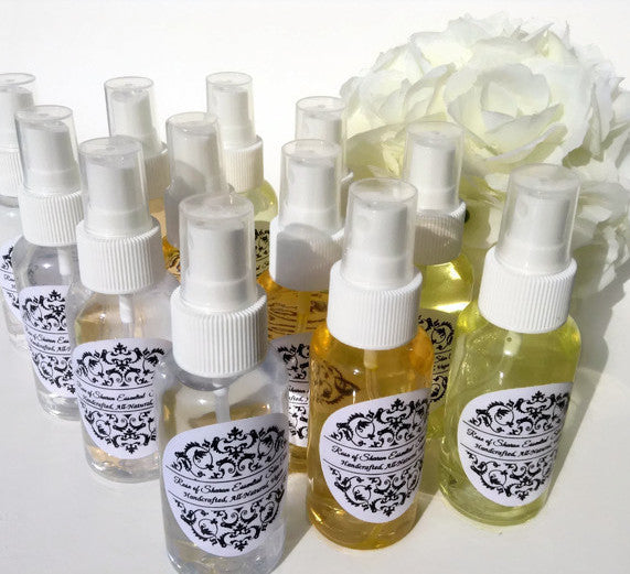 Aromatherapy Spray, Room Freshener - Vegan