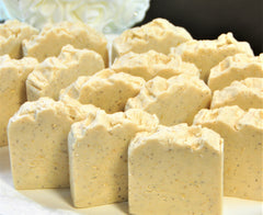 Honey Almond Pumice Silk & Milk Soap