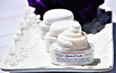 Body Butter Meringue - Lavender & Vanilla