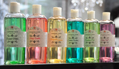 Cashmere Clear Liquid Gel Soap