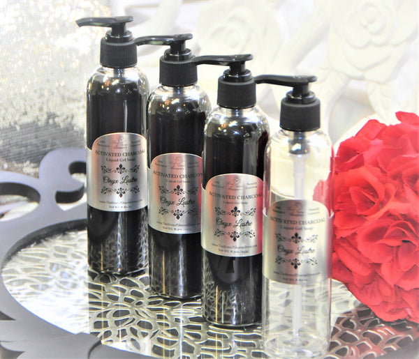 Onyx Lustre Liquid Gel Soap