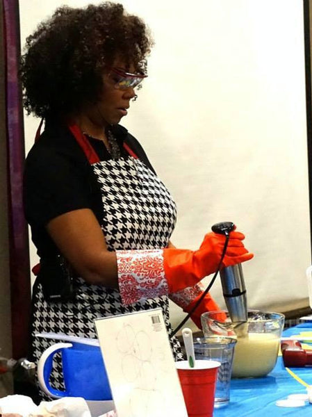 Hot Process Soap Making Classes, Brandon, Florida