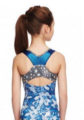Vault Back Leotard - Child