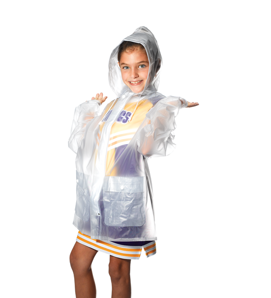 Cheerleading Rain Jacket - CRJ1Y/CRJ1Y