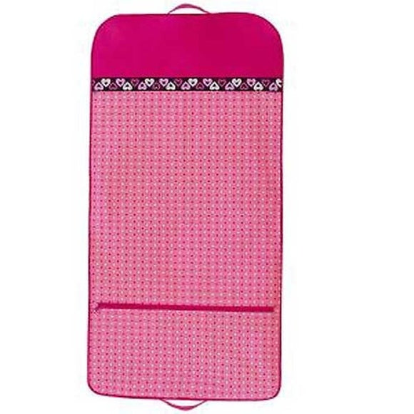 Polka Dot Garment Bag