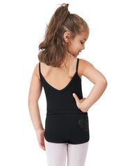 V-Back Camisole Leotard