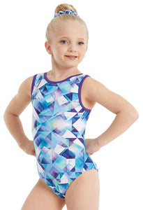 Kaleidescope Leotard-Girls