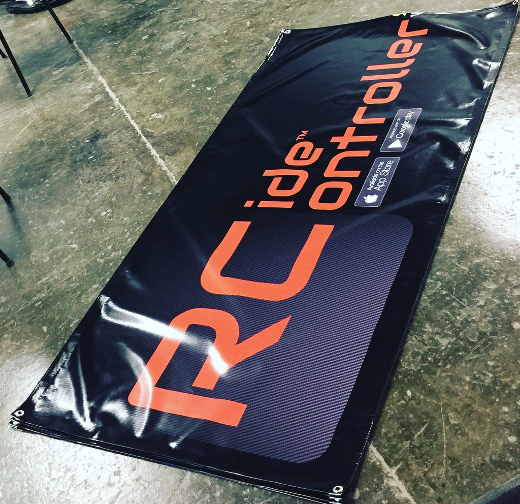 RC Banner 3FT x 6FT