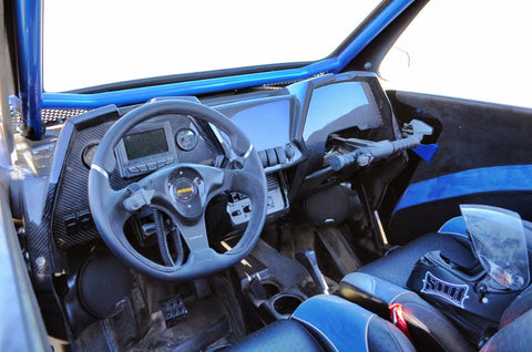 RideController, GlazzKraft, MobArmor RZR Carbon Fiber Dash Package