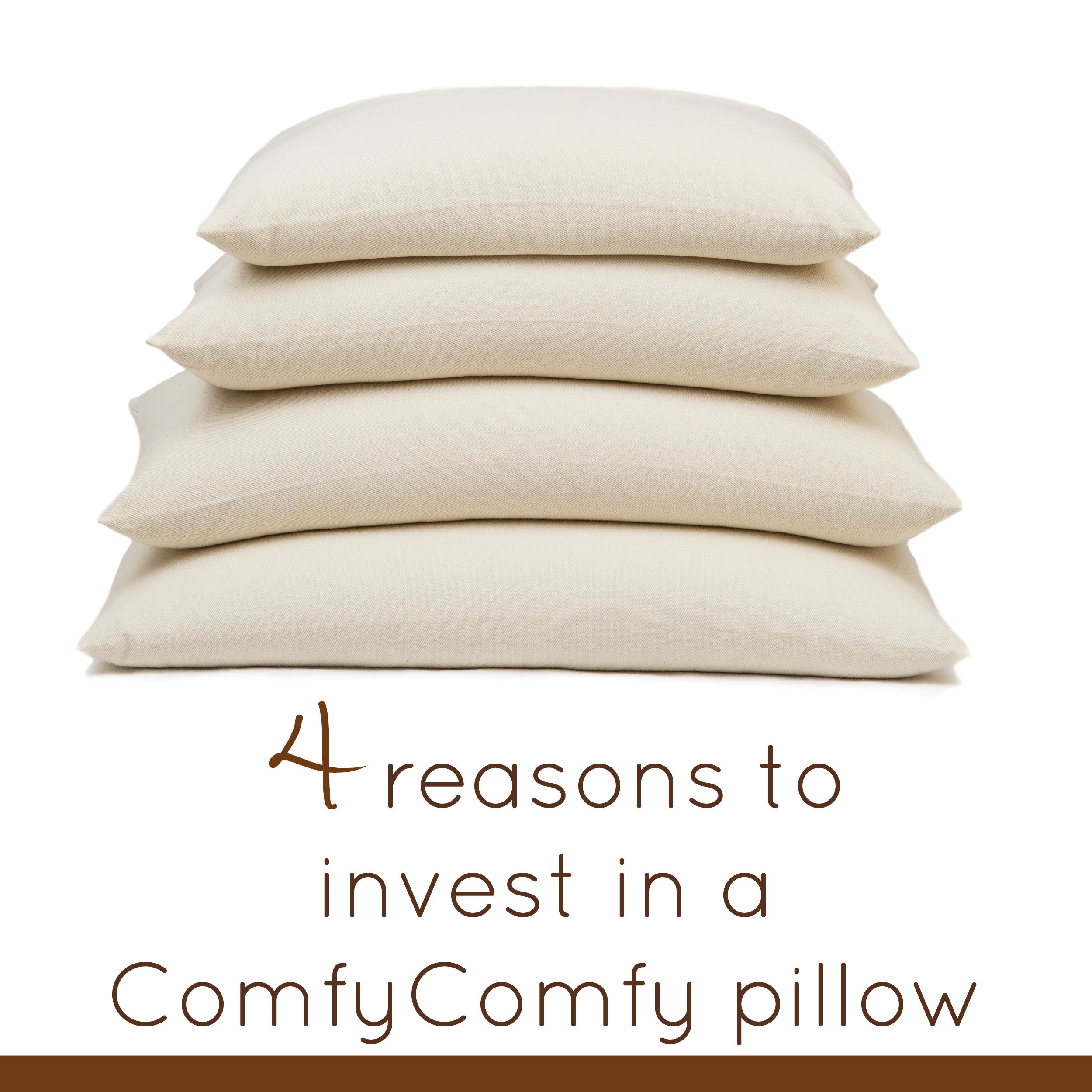 4 reasons to invest in a buckwheat pillow