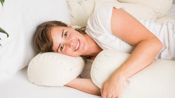 ComfyComfy three tips for using a buckwheat pillow