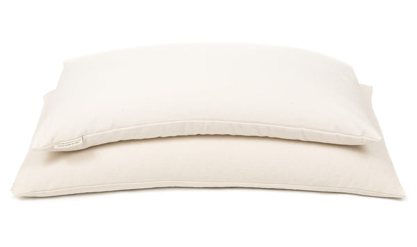 ComfyComfy ComfySleep buckwheat hull pillows