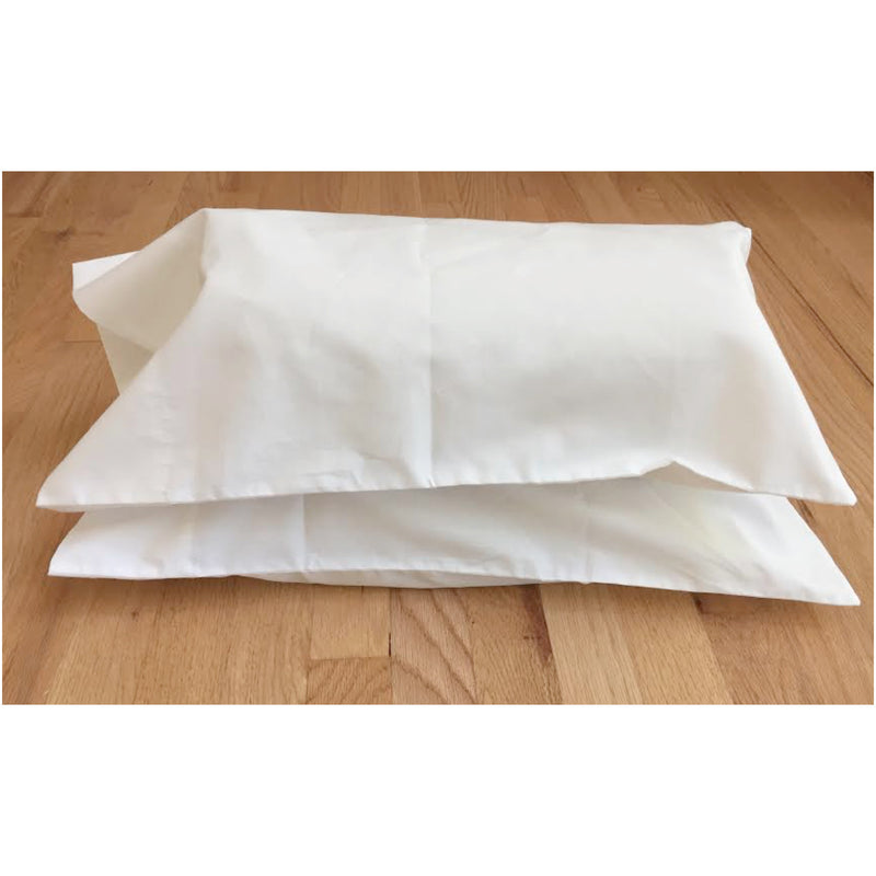 ComfyComfy buckwheat hull pillows ComfyNeck pillowcase