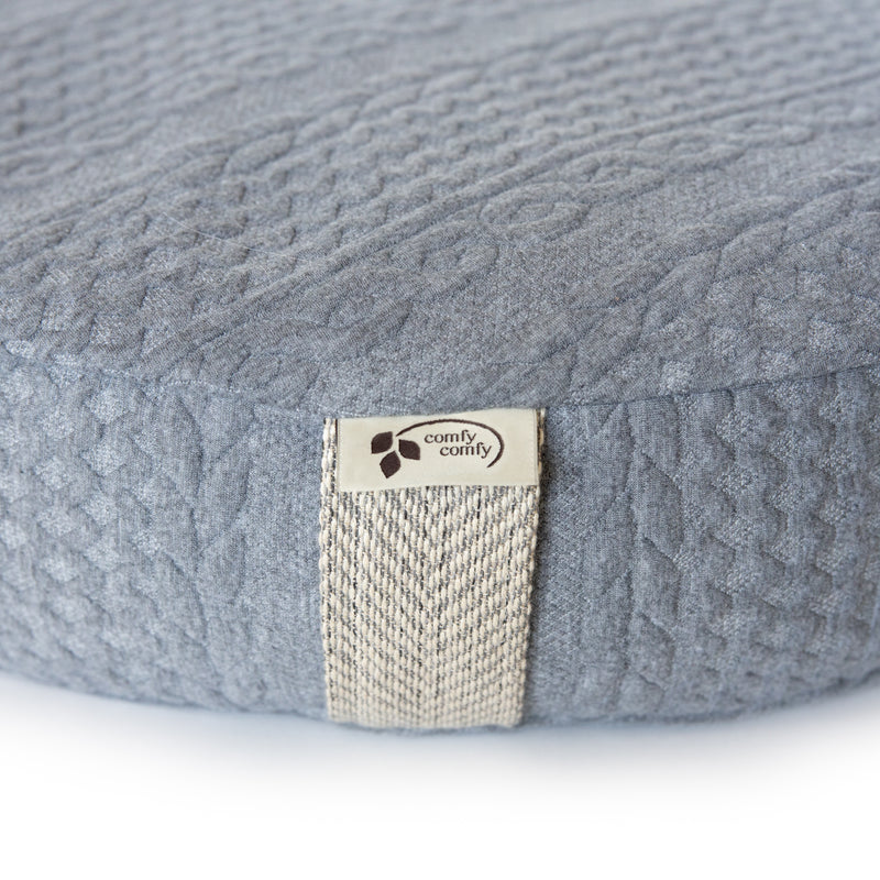 ComfyComfy Buckwheat  Meditation Cushion