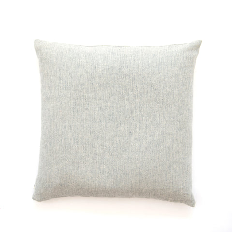 Square Buckwheat Cushion - Grey