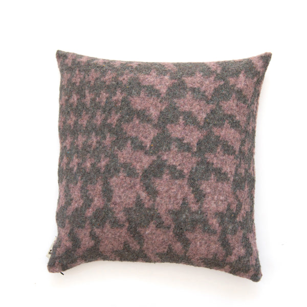 Square Buckwheat Cushion - Pink