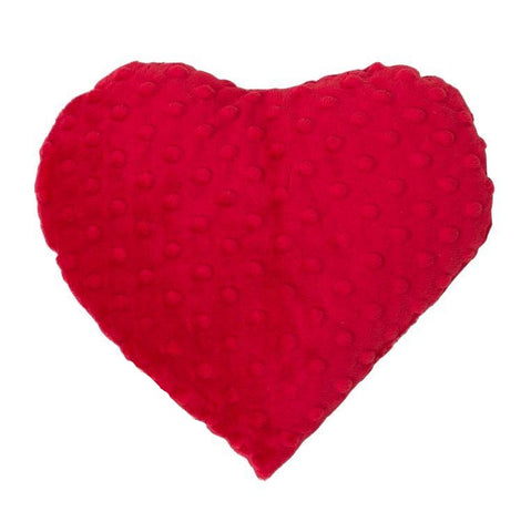 Aromatic balsam heart pillow