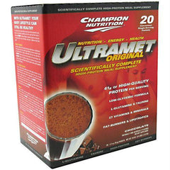 Champion Nutrition Ultramet Original Chocolate