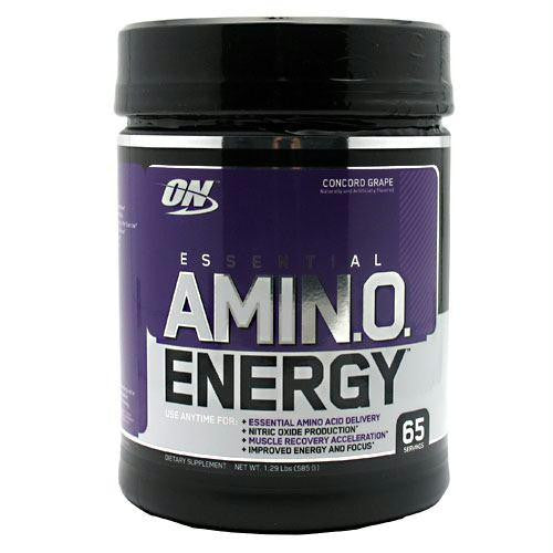 Optimum Nutrition Amino Energy Grape
