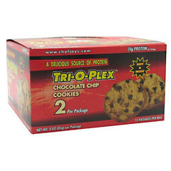 Chef Jay's Tri-o-plex Cookies Chocolate Chip