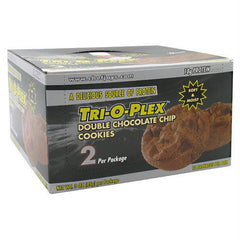 Chef Jay's Tri-o-plex Cookies Double Chocolate Chip