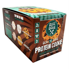 Buff Bake Protein Cookie Classic Chocolate Chip - Gluten Free