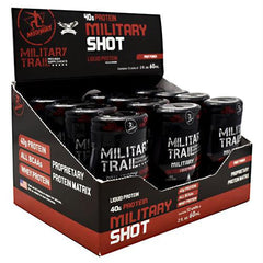 Midway Labs Military Trail Premium Supplements Military Shot Fruit Punch
