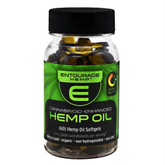 Hemp Oil Cbd 15mg 60-sftgel