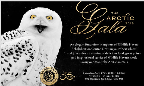 The Arctic Gala - in support of Wildlife Haven