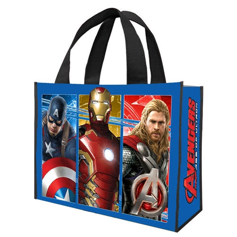 Avengers Age of Ultron Large Shopper Tote - Wonder Pop