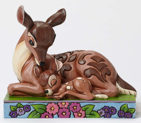 Bambi with Mother Jim Shore Figurine - Wonder Pop