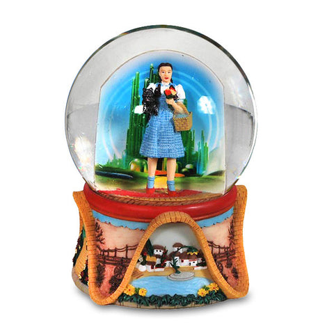 Dorothy in the Land of Oz 120mm Musical Water Globe - Wonder Pop