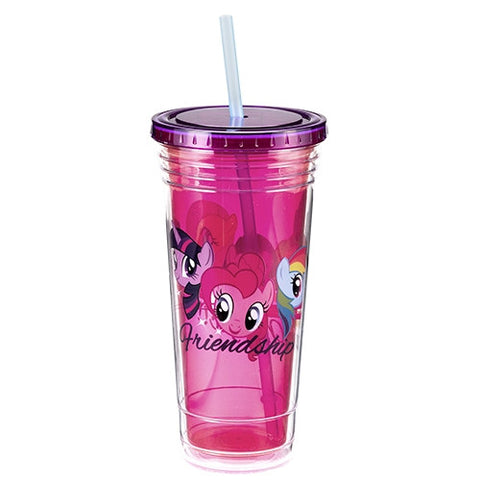 Friendship 24oz. Acrylic Travel Cup - Wonder Pop