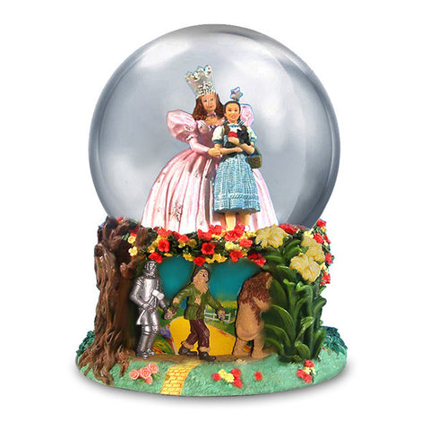 Glinda and Dorothy Musical Water Globe - Wonder Pop