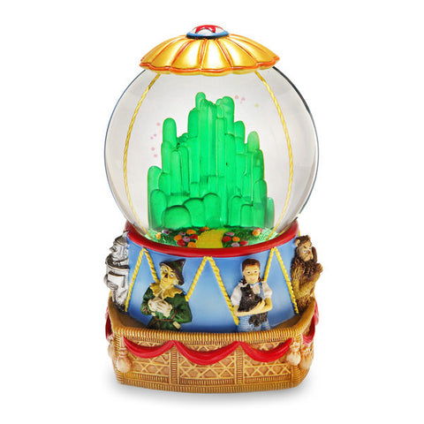 Wizard of Oz Hot Air Balloon 120mm Water Globe - Wonder Pop