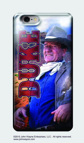 John Wayne iPhone 6 Case - Wonder Pop