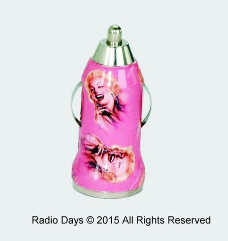 Marilyn Monroe Car Charger - Wonder Pop