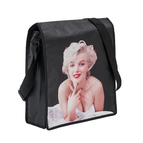Marilyn Monroe Messenger Tote - Wonder Pop