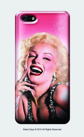 Marilyn Monroe iPhone 5 Case - Wonder Pop