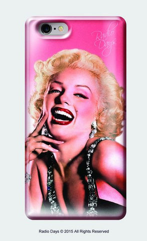 Marilyn Monroe iPhone 6 Case - Wonder Pop