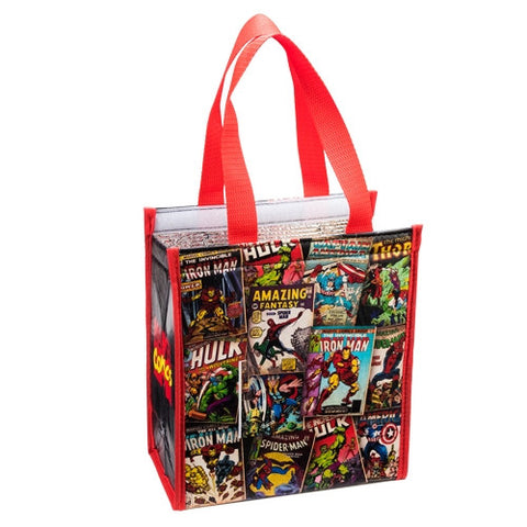 Marvel Comics Insulated Shopper Tote/Lunch Bag - Wonder Pop