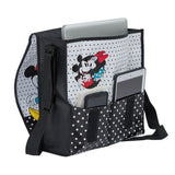 Mickey & Minnie Mouse Messenger Tote - Wonder Pop