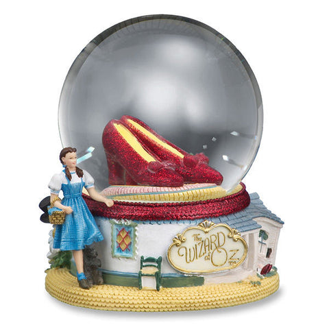Ruby Slippers Musical Snow Globe - Wonder Pop