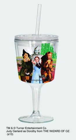 "The Wizard of Oz ""Cast"" Insulated Goblet - Wonder Pop"