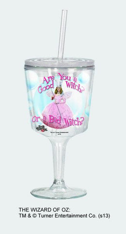 """Are you a Good Witch?"" Insulated Goblet - Wonder Pop"