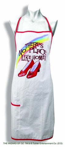 """There's No Place Like Home"" Apron - Wonder Pop"
