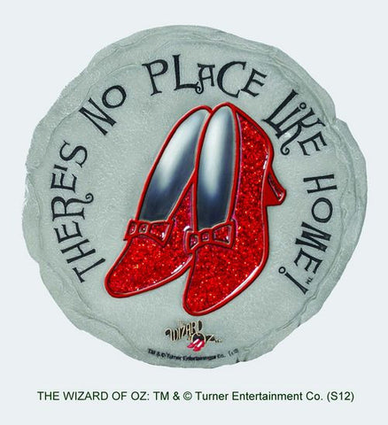 "Ruby Slippers ""There's No Place Like Home!"" Stepping Stone - Wonder Pop"