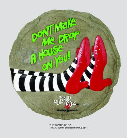 """Don't Make Me Drop a House"" Stepping Stone - Wonder Pop"