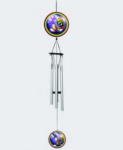 Marvin the Martian Animated Wind Chime - Wonder Pop